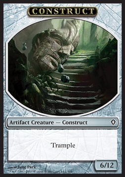 Construct Token (Colorless 6/12)