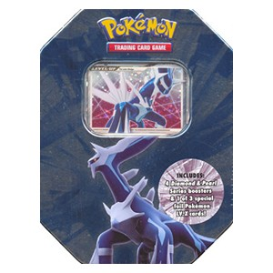 2008 Spring Collector's Tins: Dialga LV.X Tin