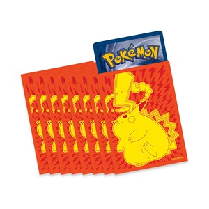 Vivid Voltage: 65 Gigantamax Pikachu Sleeves