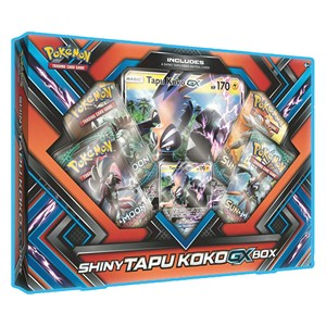 Shiny Tapu Koko Box
