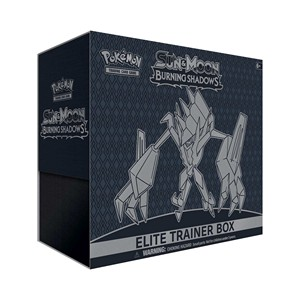 Elite Trainer Box de Sombras Ardientes