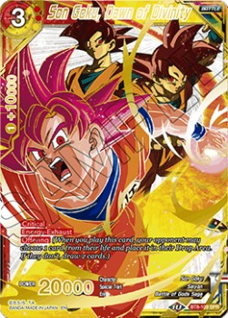 Son Goku, Dawn of Divinity (V.2 - Special Rare)
