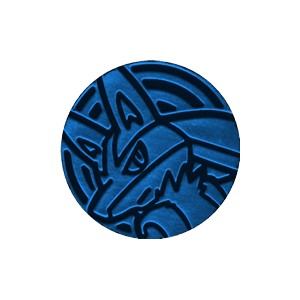 Lucario Coin (Movie Commemoration VS Pack: Aura's Lucario)