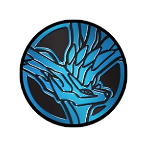Forbidden Light: Xerneas Coin (Blisters)
