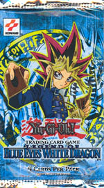 Booster de Legend of Blue Eyes White Dragon