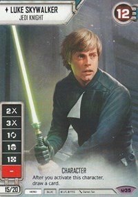 Luke Skywalker - Jedi Knight (V.2)
