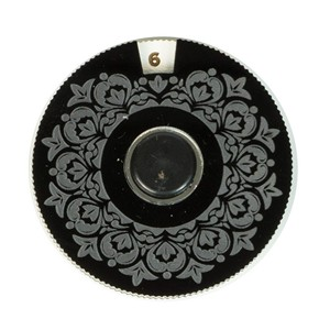 Blackfire Disk Life Counter (Black)