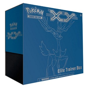 Elite Trainer Box de XY (Xerneas)