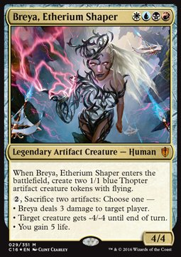 Breya, Etherium Shaper (V.1)