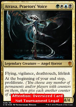 Atraxa, voz de los magistrados (Version 2)
