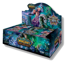 Caja de sobres de Throne of the Tides