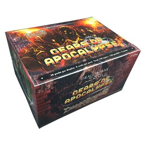 Gears of Apocalypse Booster Box