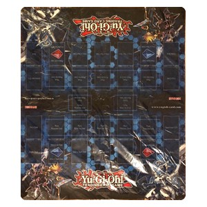 Yugioh Vrains 2017 2-Player Playmat