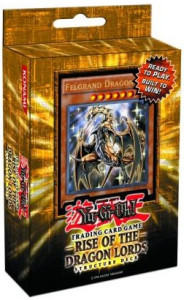 Structure Deck: Rise of the Dragon Lords