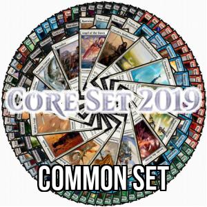 Hauptset 2019: Common Set