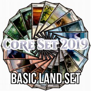 Hauptset 2019: Standardland Set