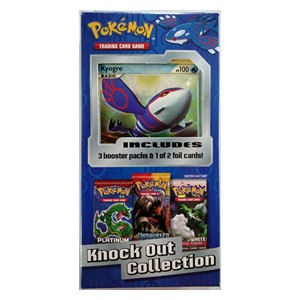 BW Knock Out Collection: Collection Kyogre