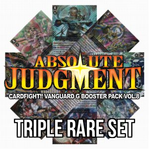 Set di Triplo Rara di Absolute Judgment