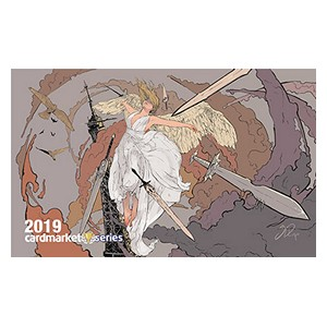 Cardmarket Series Paris 2019 VIP Playmat
