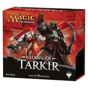 Fat Pack di Khans of Tarkir