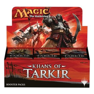 Khans of Tarkir Display