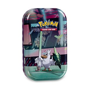 Galar Power Mini Tins: Sirfetch'd Tin
