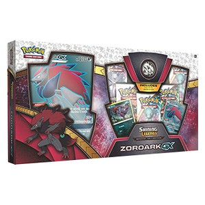 Légendes Brillantes: Collection Zoroark GX Special