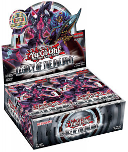 Legacy of the Valiant Booster Box