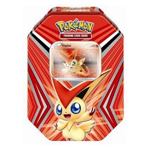 V for Victini Tin