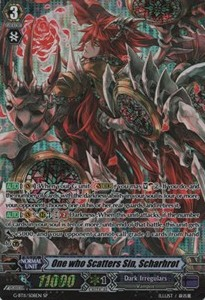 One who Scatters Sin, Scharhrot [G Format] (Version 1 - Special Parallel)