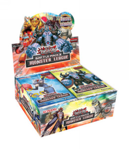 Battle Pack 3: Monster League Display
