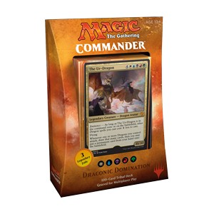 "Commander 2017: ""Draconic Domination"" Deck"
