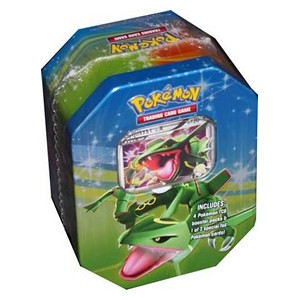 2009 Fall Collector's Tins: Rayquaza LV.X Tin