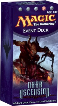 Dark Ascension: Gleeful Flames Event Deck