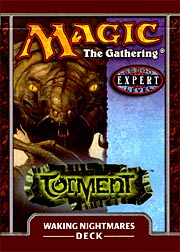 Torment: Waking Nightmares Theme Deck
