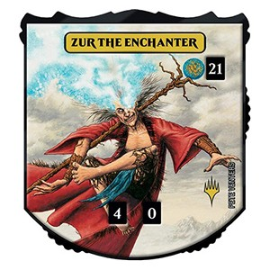 Zur the Enchanter Relic Token (Foil)