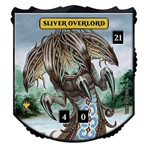Sliver Overlord Relic Token (Foil)