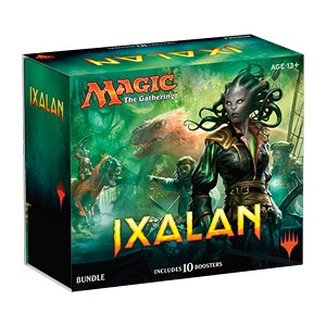 Fat Pack Bundle di Ixalan