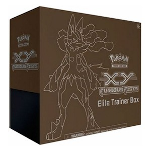 Elite Trainer Box de Puños Furiosos