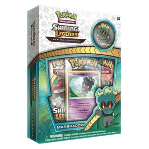 Shining Legends: Marshadow Collection