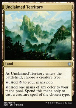4 Unclaimed Territory