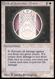 Circle of Protection: Green