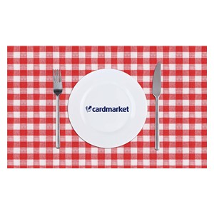 "Tappetino Cardmarket ""Plate"""