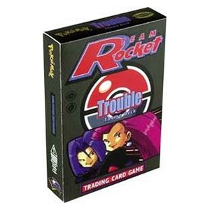 Team Rocket: Deck à theme Trouble