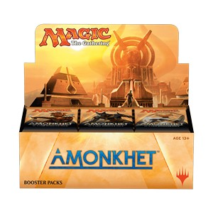 Box di buste di Amonkhet