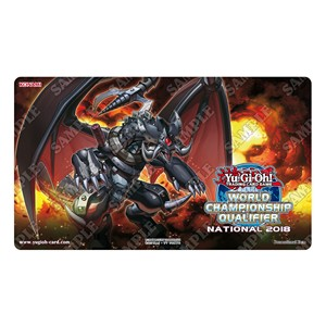 "National WCQ 2018 ""Destruction Dragon"" Mousepad"
