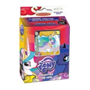 Canterlot Nights: Princess Celestia & Rarity Theme Deck