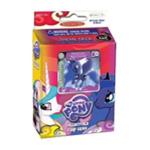 Canterlot Nights: Princess Luna & Rainbow Theme Deck