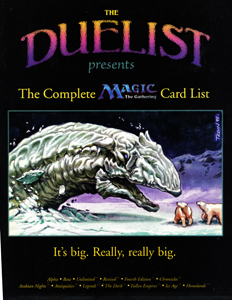 The Duelist Supplement 1995