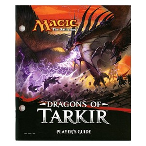 Dragons of Tarkir: Player's Guide